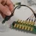 Dispositivo sensor desarrollado en el proyecto KardiaTool / IMB-CNM-CSIC