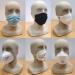 El estudio analiza mascarillas quirúrgicas, de tela, FFP2, KN95 y FFP3. / César Hernández-CSIC