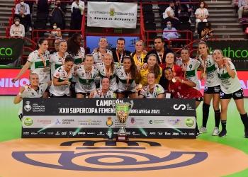 Las jugadoras ilicitanas se han proclamado campeonas de la Supercopa