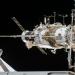 Imagen del módulo ruso de la ISS